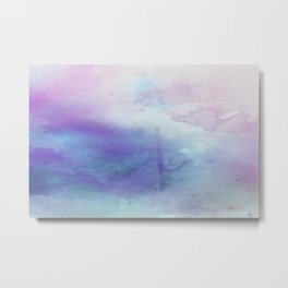 Abstract Background 357 Metal Print