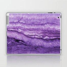 Mystic Stone Wild Violet Laptop & iPad Skin