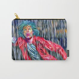 Singing in the Rain The Stones Carry-All Pouch