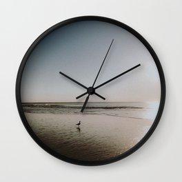 HALF MOON BAY Wall Clock