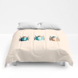 June Bugs Comforters