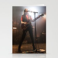 haim Stationery Cards featuring HAIM by Adam Pulicicchio Photography