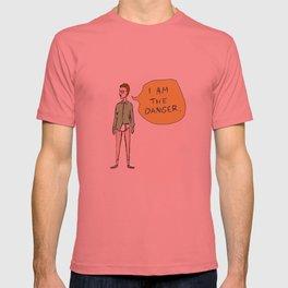Yeah, Mr. White! (Breaking Bad) T-shirt