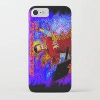 bazinga iPhone & iPod Cases featuring Bazinga Sheldon! by JT Digital Art