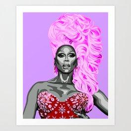 Call Me Mother Art Print