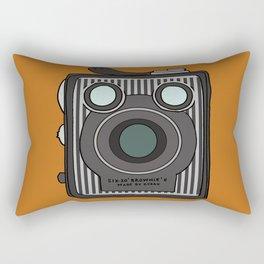 Brownie Rectangular Pillow