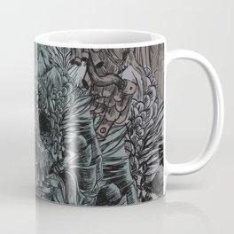 Skull Peaces Coffee Mug