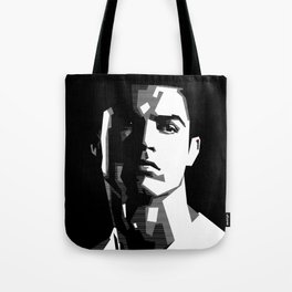 The Myth Ronaldo Tote Bag
