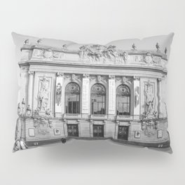 Opéra de Lille, France Pillow Sham