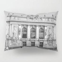 Opéra de Lille, France Pillow Sham