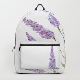 Lavander Backpack