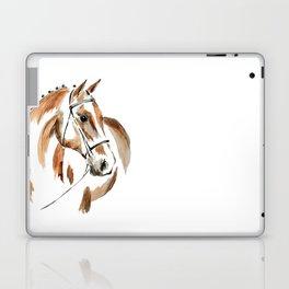 Bay Watercolour Horse Laptop & iPad Skin