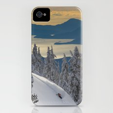 LIMITED EDITION OF 25  - KEVIN SANSALONE / HOWE SOUND SQUAMISH BC iPhone (4, 4s) Slim Case