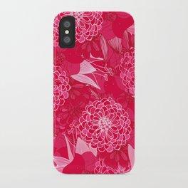 Giardino Pink iPhone Case