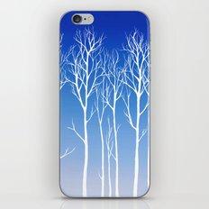Cottonwood (white) iPhone & iPod Skin