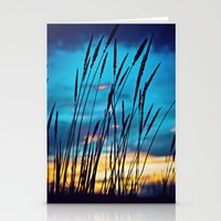 western Stationery Cards featuring Western Sky by Melanie Ann