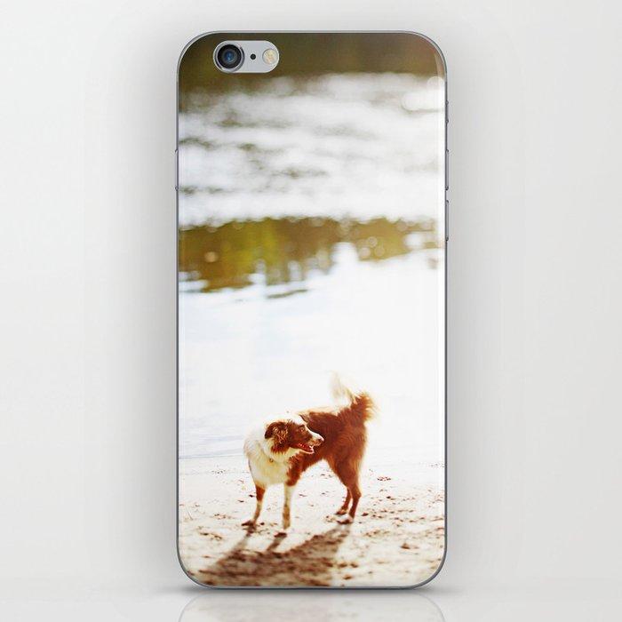 finn iPhone Skin