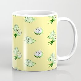 Soursop - Singapore Tropical Fruits Series Coffee Mug