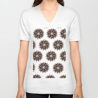 bugs V-neck T-shirts featuring Bugs by kirsten inglis