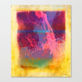 After Rothko Tall 7 Canvas Print