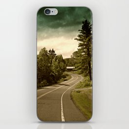 The Coming Storm iPhone Skin
