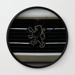 Peugeot Wall Clock