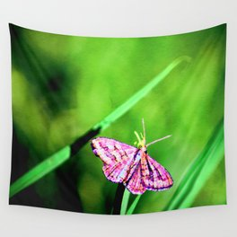 Multi-dimensional Perspective 2 Wall Tapestry