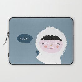 Cute little Eskimo Laptop Sleeve