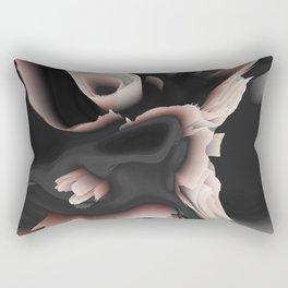 3d flower i Rectangular Pillow
