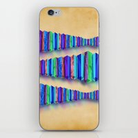 origami iPhone & iPod Skins featuring Origami by DebS Digs Photo Art