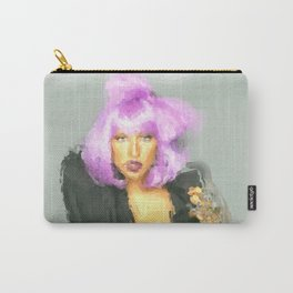 Lady G Carry-All Pouch