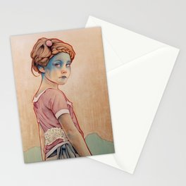 Within White Stationery Cards