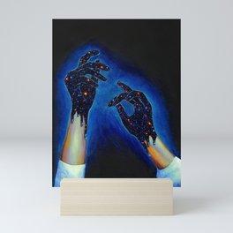 Dark matter Mini Art Print