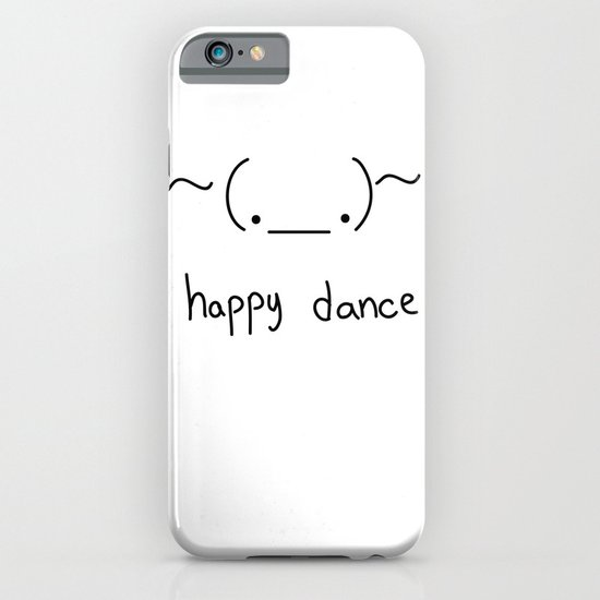 Happy Dance iPhone & iPod Case