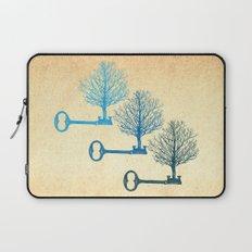 Tree Keys Laptop Sleeve