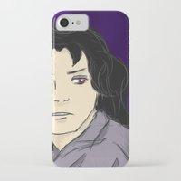 inuyasha iPhone & iPod Cases featuring Naraku by Danyphestation