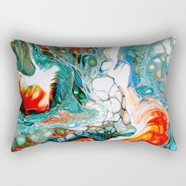 Chinese dragons Rectangular Pillow