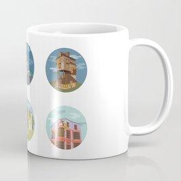 HP- Locations Coffee Mug