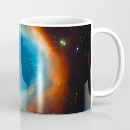 Eye Of God - Helix Nebula Coffee Mug