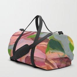 Platinum Rose Duffle Bag
