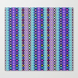 Wiggle Jewels Canvas Print
