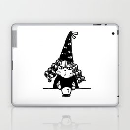 Wizard Cat Laptop & iPad Skin