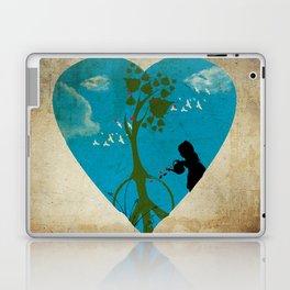 cultivating peace Laptop & iPad Skin