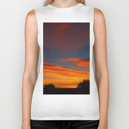 Sunrise Haven Biker Tank