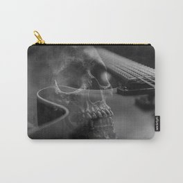 STRINGS AND BONES Carry-All Pouch