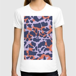 MODERN CAMOUFLAGE PATTERN T-shirt