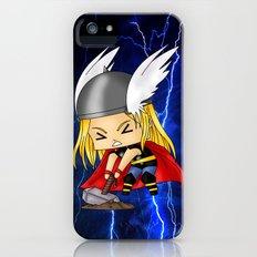 Chibi Thor Slim Case iPhone (5, 5s)