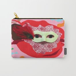 Mardi Gras Fun Carry-All Pouch