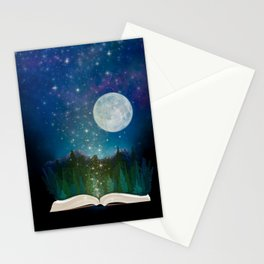 Open Your Imagination Stationery Cards