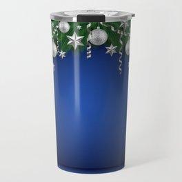 Christmas shopwindow Travel Mug